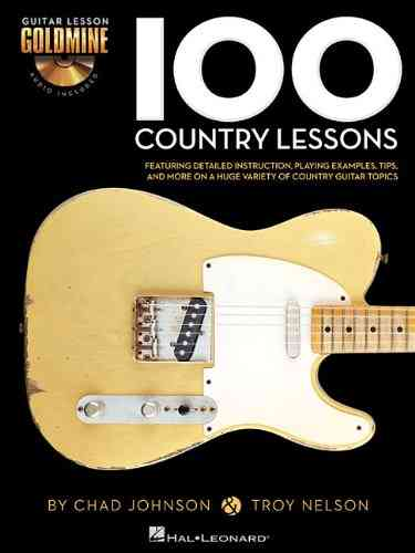 100 Country Lessons By Johnson, Chad/ Nelson, Troy